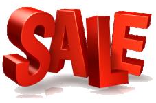 Floor Model Sale
