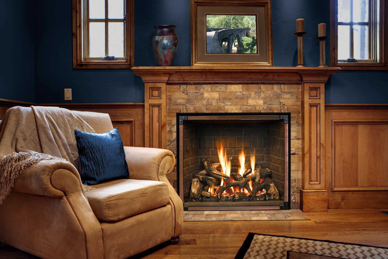 Awesome Mendota Fullview Fv46 Gas Fireplace Retail Price 6800 Sale Beutiful Home Inspiration Truamahrainfo
