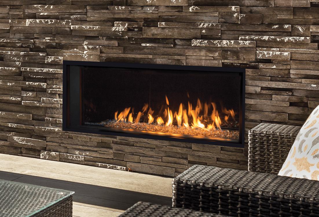 Valor L1 Linear Series Zero Clearance Gas Fireplace Kidd Fireplace