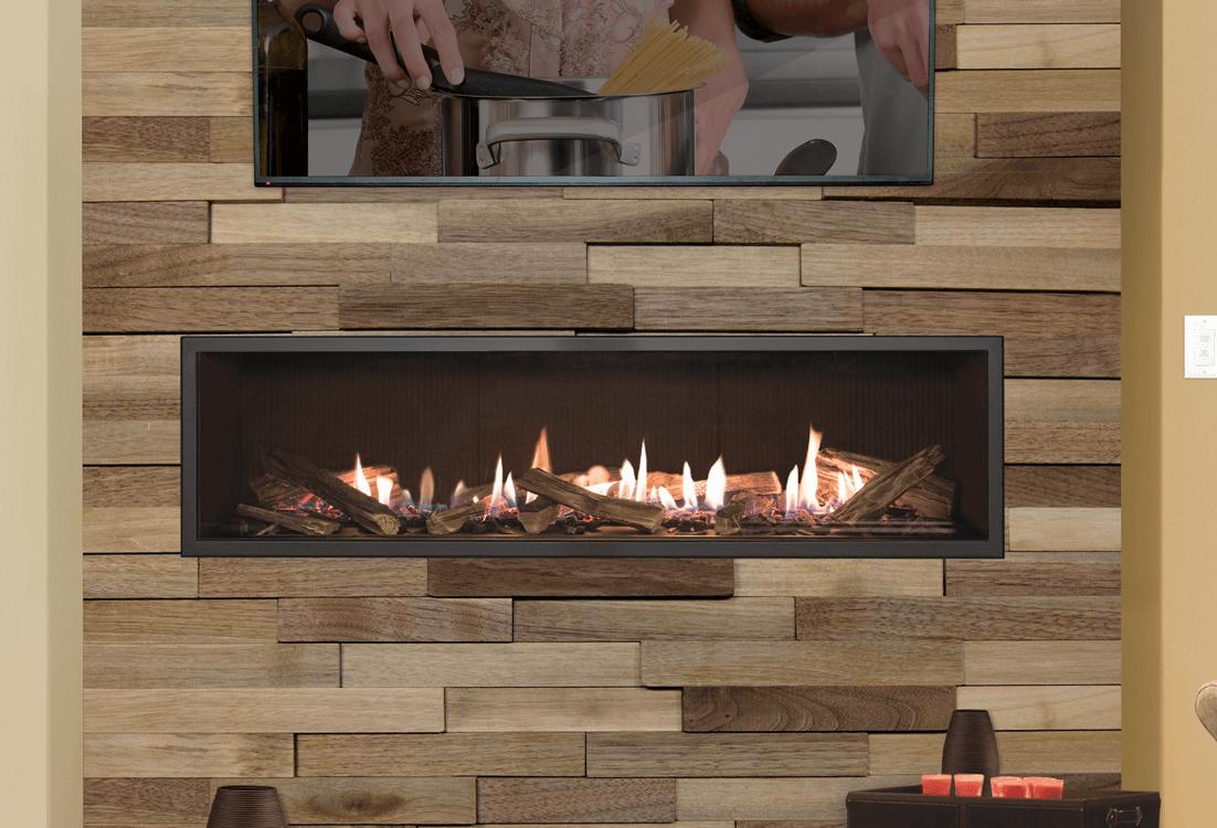 Valor L2 Linear Series Zero Clearance Gas Fireplace Kidd Fireplace
